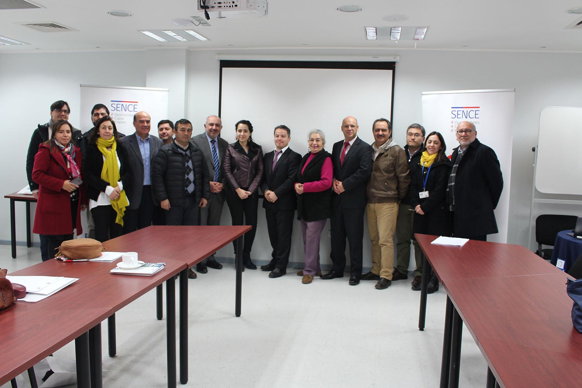 Observatorio Laboral Biobío se reunió por segunda vez con su Comité Asesor